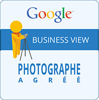 Google Business View photographe agréé